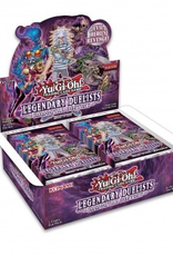 YGO - Legendary Duelist YGO - Legendary Duelists: Immortal Destiny - Booster Display (36 Boosters) - DE