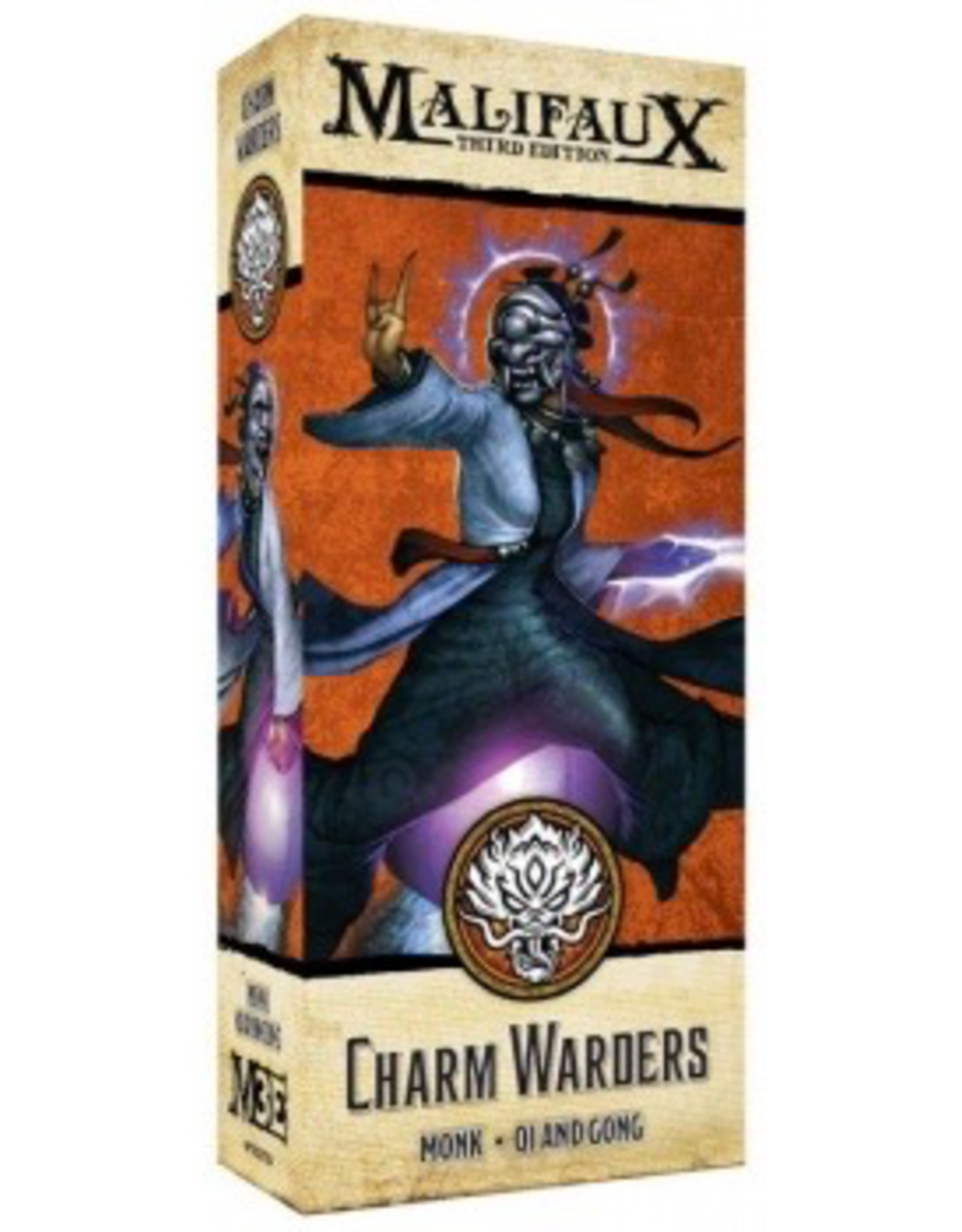 WYR - Malifaux Miniaturen Malifaux 3rd Edition - Charm Warder - EN