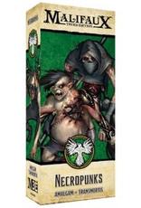 WYR - Malifaux Miniaturen Malifaux 3rd Edition - Necropunks - EN