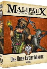 WYR - Malifaux Miniaturen Malifaux 3rd Edition -One Born Every Minute - EN