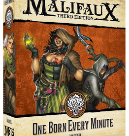 WYR - Malifaux Miniaturen Malifaux 3rd Edition -One Born Every Minute - EN