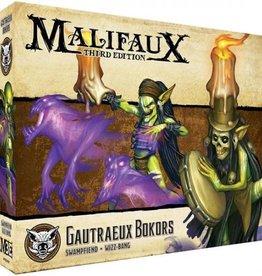 WYR - Malifaux Miniaturen Gautraeux Bokor