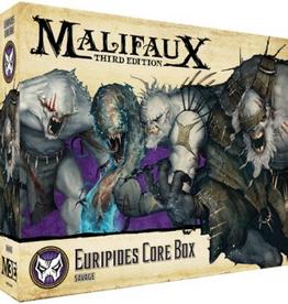 WYR - Malifaux Miniaturen Euripides Core Box