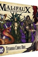 WYR - Malifaux Miniaturen Malifaux 3rd Edition - Titania Crew Box - EN