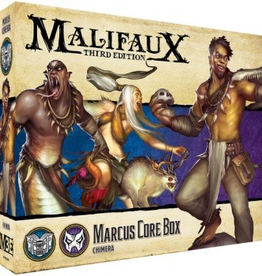 WYR - Malifaux Miniaturen Malifaux 3rd Edition - Marcus Core Box - EN