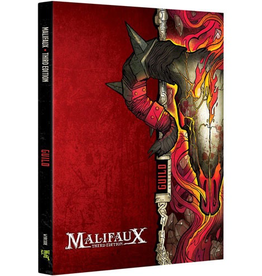 WYR - Malifaux Zubehör Malifaux 3rd Edition - Guild Faction Book - EN