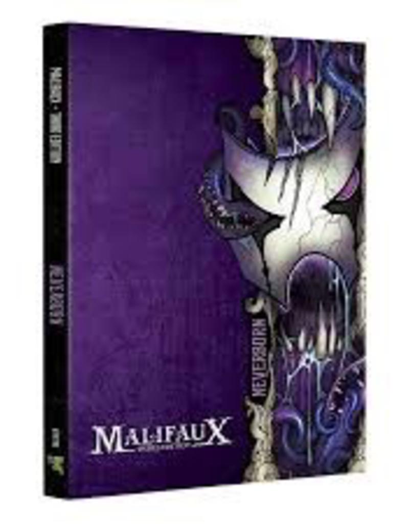 WYR - Malifaux Zubehör Malifaux 3rd Edition - Neverborn Faction Book - EN
