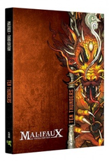 WYR - Malifaux Zubehör Malifaux 3rd Edition - Ten Thunders Faction Book - EN