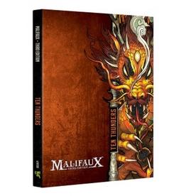 WYR - Malifaux Zubehör Malifaux 3rd Edition - Ten Thunders Faction Book - EN