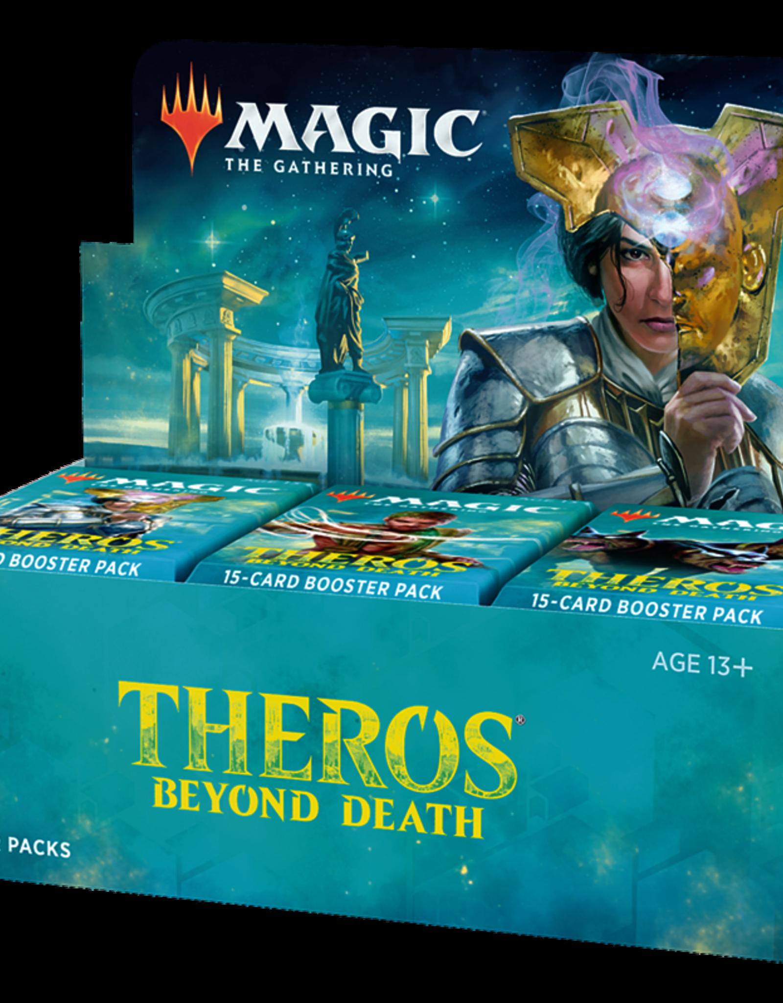 MTG - Theros MTG - Theros Beyond Death Booster Display (36 Packs) - EN