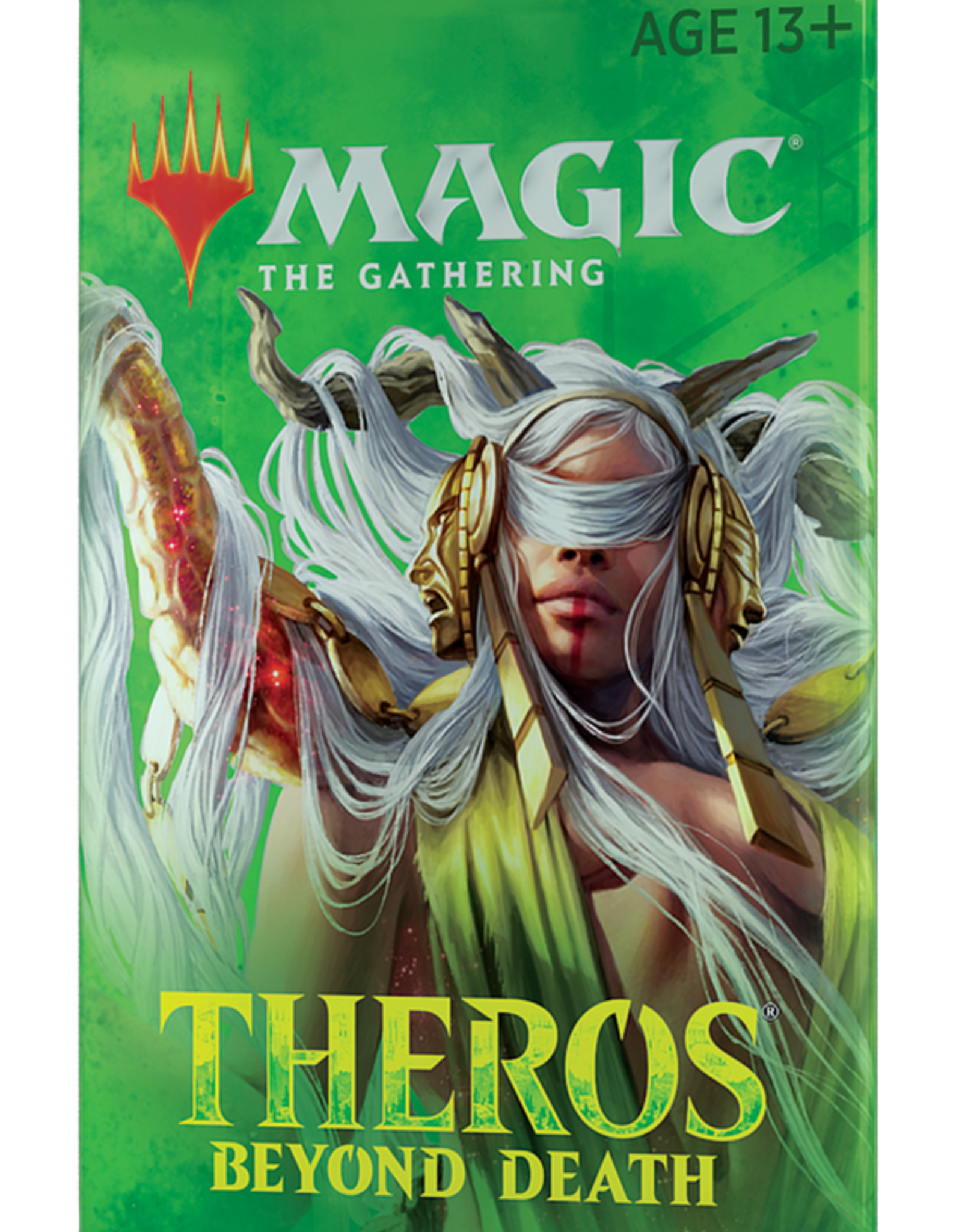 MTG - Theros MTG - Theros Beyond Death Collector Booster - EN