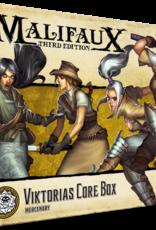 WYR - Malifaux Miniaturen Viktoria Core Box