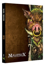 WYR - Malifaux Zubehör Malifaux 3rd Edition - Bayou Faction Book - EN