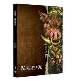 WYR - Malifaux Zubehör Malifaux 3rd Edition - Bayou Faction Book - EN