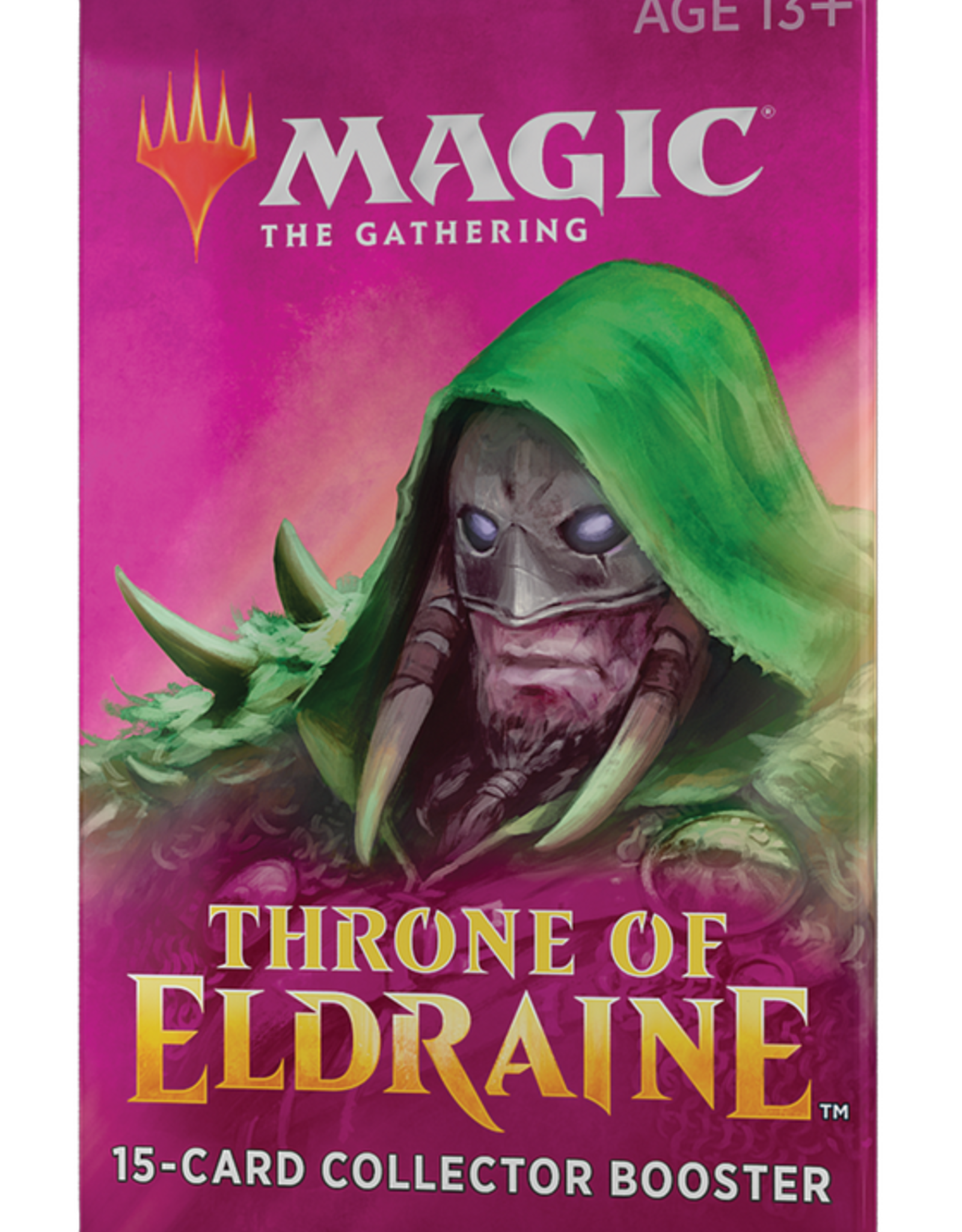 MTG - Throne of Eldraine MTG - Throne of Eldraine Collector Booster - EN