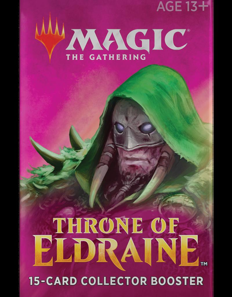 MTG - Throne of Eldraine MTG - Throne of Eldraine Collector Booster Display (12 Boosters) - EN