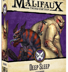 WYR - Malifaux Miniaturen Malifaux 3rd Edition - Deep Sleep - EN