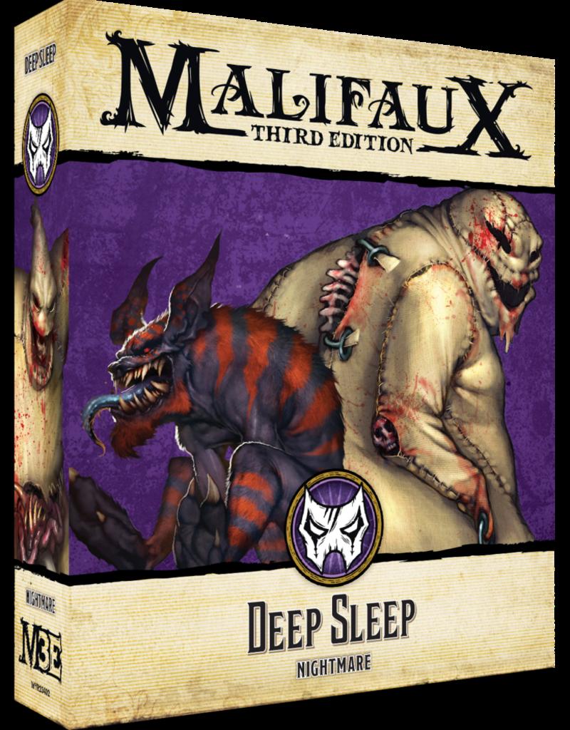 WYR - Malifaux Miniaturen Deep Sleep