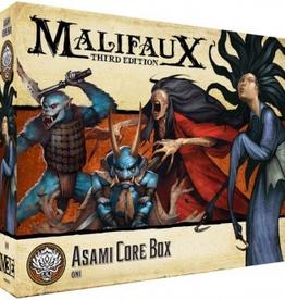 WYR - Malifaux Miniaturen Malifaux 3rd Edition - Asami Core Box - EN