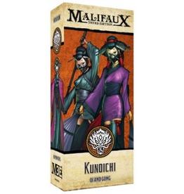 WYR - Malifaux Miniaturen Malifaux 3rd Edition - Kunoichi - EN