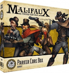 WYR - Malifaux Miniaturen Malifaux 3rd Edition - Parker Core Box - EN