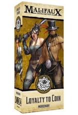 WYR - Malifaux Miniaturen Malifaux 3rd Edition - Loyalty to Coin - EN