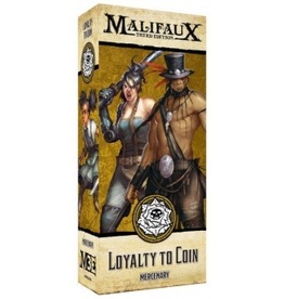 WYR - Malifaux Miniaturen Malifaux 3rd Edition - Loyalty to Coin - EN