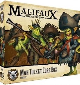 WYR - Malifaux Miniaturen Malifaux 3rd Edition - Mah Tucket Core Box - EN