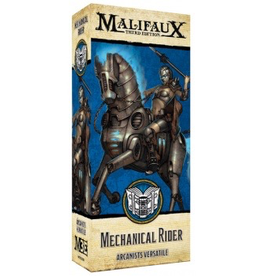 WYR - Malifaux Miniaturen Malifaux 3rd Edition - Mechanical Rider - EN