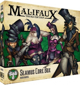 WYR - Malifaux Miniaturen Malifaux 3rd Edition - Seamus Core Box - EN