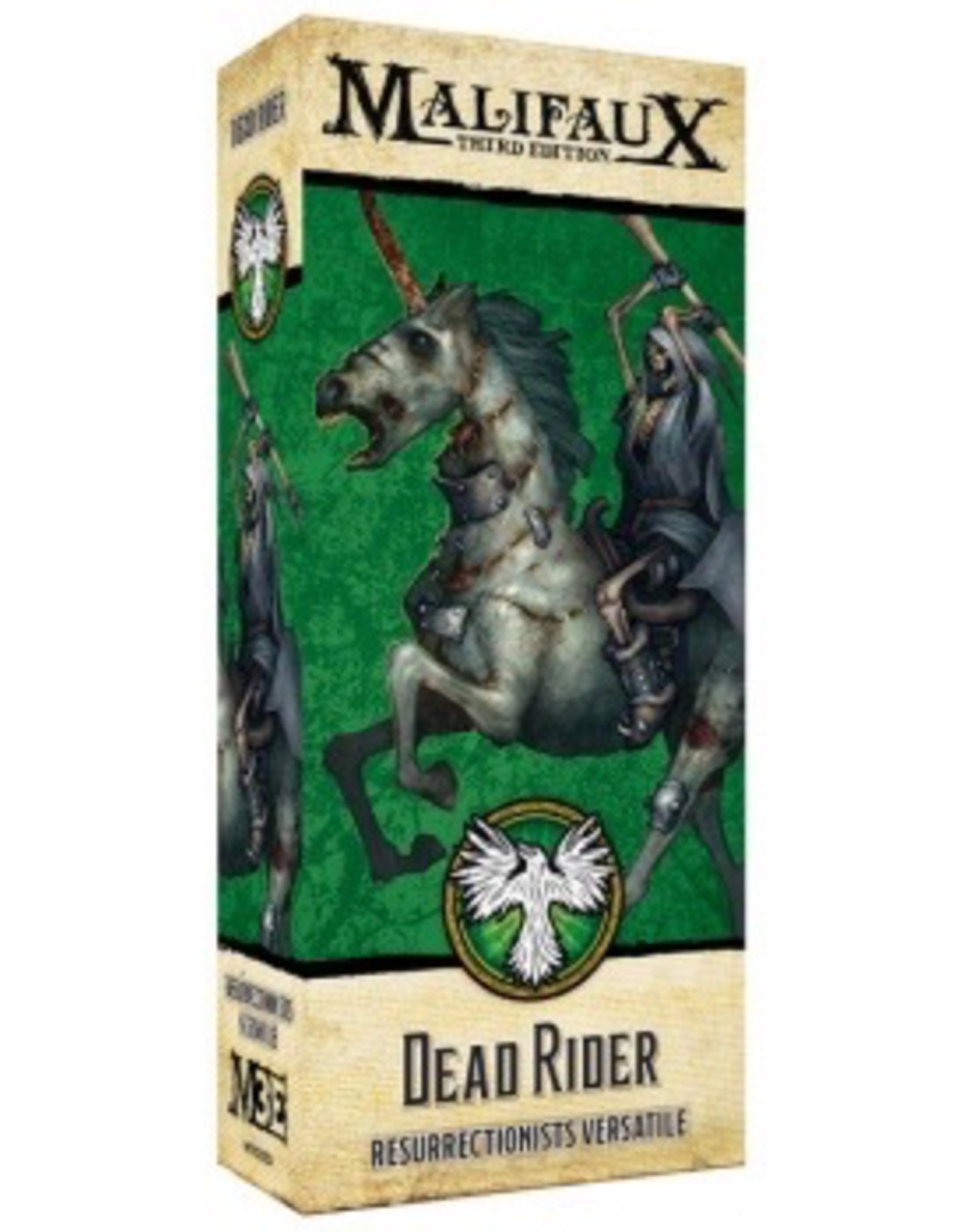 WYR - Malifaux Miniaturen Malifaux 3rd Edition - Dead Rider - EN
