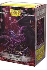 DS - Standard Sleeves Dragon Shield Matte Art Sleeves - Saturion: Portrait (100 Sleeves)