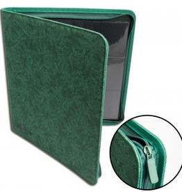 BF - Zubehör Blackfire 12-Pocket Premium Zip-Album - Green