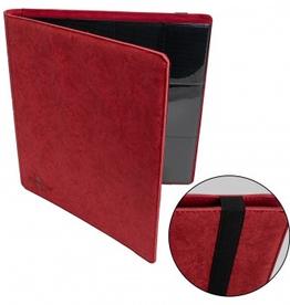 BF - Zubehör Blackfire 12-Pocket Premium Album - Red