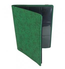 BF - Zubehör Blackfire 9-Pocket Premium Album - Green