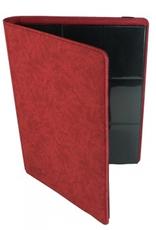 BF - Zubehör Blackfire 9-Pocket Premium Album - Red