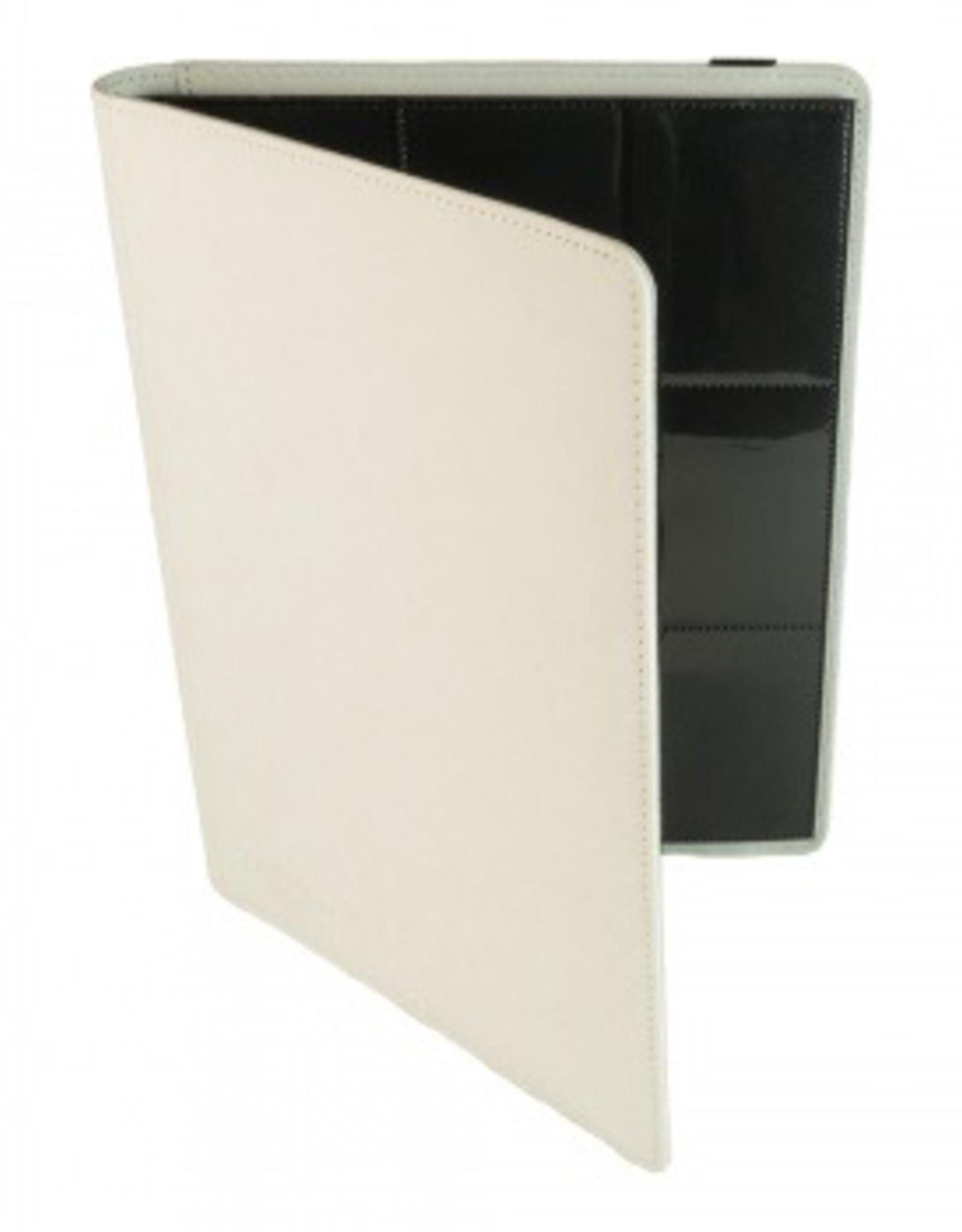 BF - Zubehör Blackfire 9-Pocket Premium Album - White
