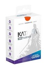 UG - Standard Sleeves Ultimate Guard Katana Sleeves Standardgröße Orange (100)