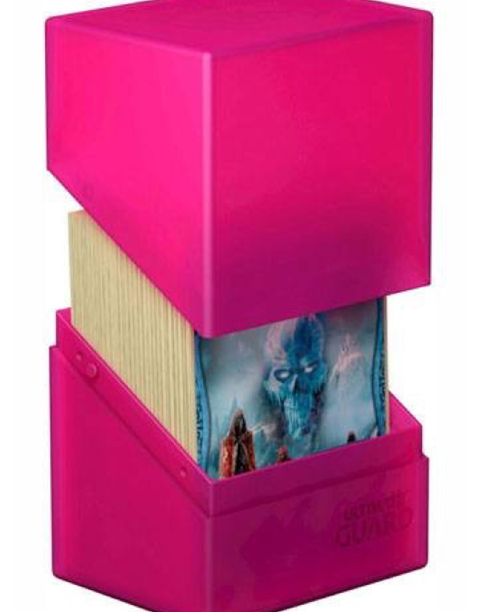 UG - Deckboxen Ultimate Guard Boulder™ Deck Case 80+ Standardgröße Rhodonite