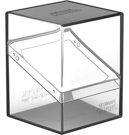 UG - Deckboxen Ultimate Guard Boulder™ Deck Case 100+ Standardgröße Transparent