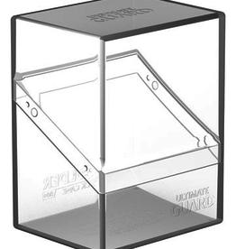 UG - Deckboxen Ultimate Guard Boulder™ Deck Case 80+ Standardgröße Transparent