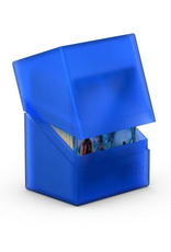 UG - Deckboxen Ultimate Guard Boulder™ Deck Case 80+ Standardgröße Sapphire