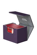 UG - Deckboxen Ultimate Guard Sidewinder 80+ Standardgrösse XenoSkin Violett