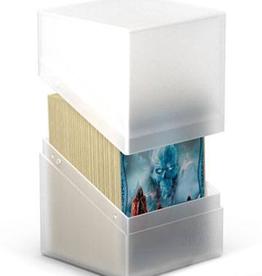 UG - Deckboxen Ultimate Guard Boulder™ Deck Case 100+ Standardgröße Frosted