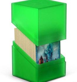 UG - Deckboxen Ultimate Guard Boulder™ Deck Case 100+ Standardgröße Emerald