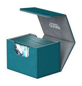 UG - Deckboxen Ultimate Guard Sidewinder 100+ Standardgrösse XenoSkin Petrolblau
