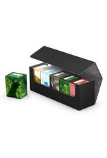 UG - Deckboxen Ultimate Guard Arkhive Flip Case 400+ Standardgrösse XenoSkin Schwarz