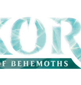 MTG - Ikoria MTG - Ikoria: Lair of Behemoths Commander Deck Display (5 Decks) - EN