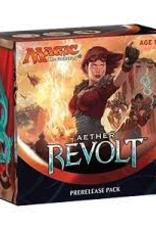 MTG - Aether Revolt MTG - Aether Revolt Prerelease Pack - DE