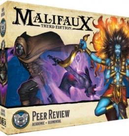 WYR - Malifaux Miniaturen Malifaux 3rd Edition - Peer Review - EN